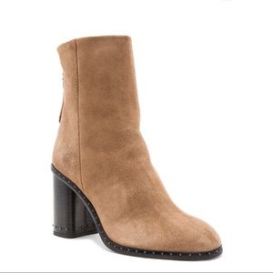 *HOST PICK* rag & bone Suede Ankle Boots